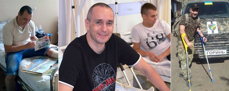Andriy, 40. Fully recovered | People's project