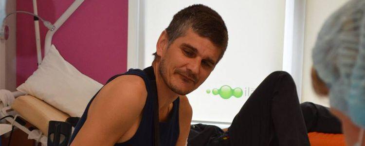 Процес одужання Романа після основної операції