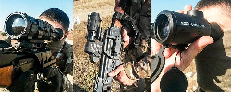 Нова передача для снайперів