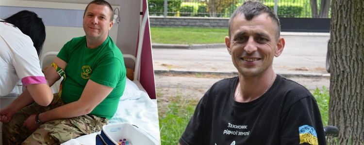 Results of Vitaliy's treatment and Oleh undergoes first operation