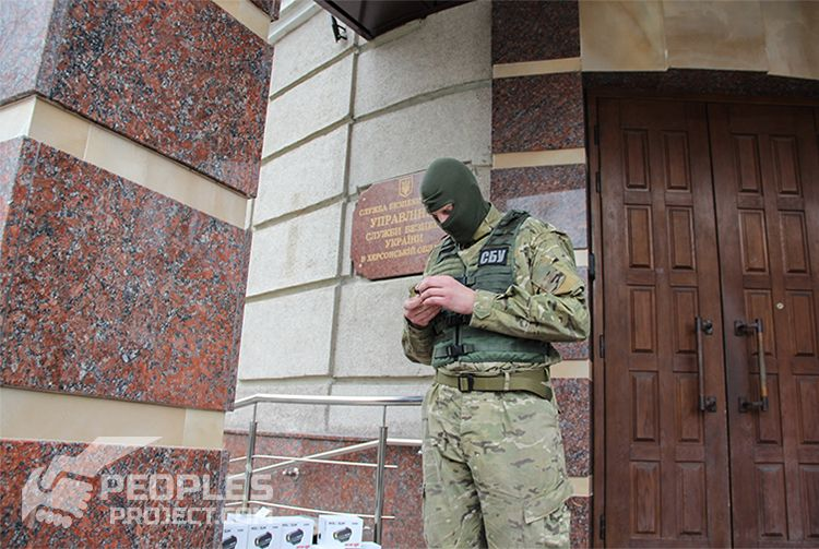 Red dot sights for Alpha squad from Kherson - People's
