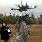 """Квадрокоптер для батальону """"Сєвєр"""""""