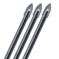 Сверло по металу 3,2*106 мм Haisser