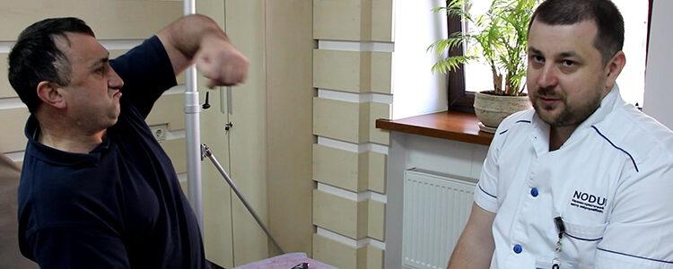 Бійцям загрожує інвалідність без сучасного апарату Armeo Spring