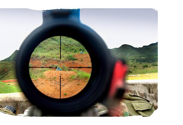 Я снайпер