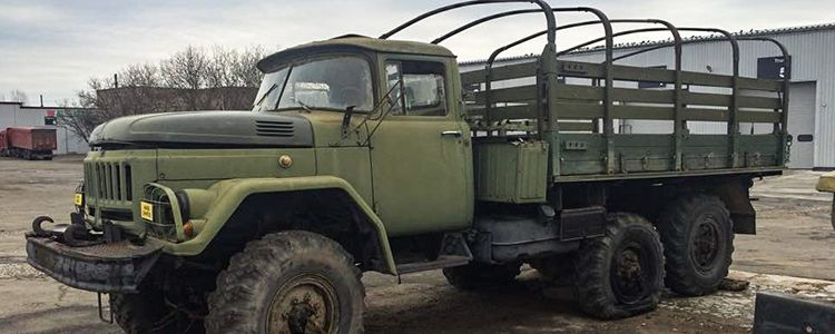Volunteers continue to repair military vehicles