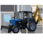 Трактор-екскаватор