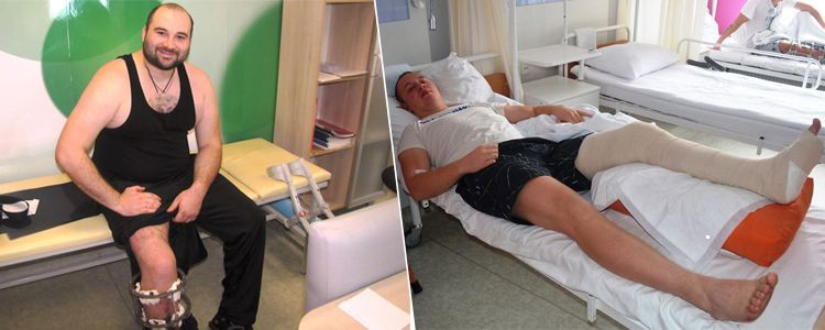 Oleksandr, 31. Treatment successfully completed | People's project