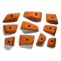 Climbing wall hold set H-4