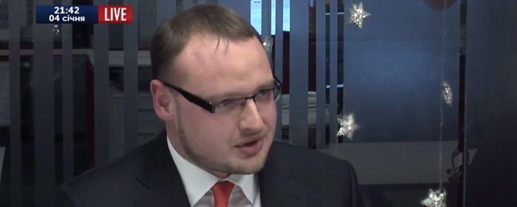 """Андрій Богданович взяв участь у """"Воєнному щоденнику"""""""