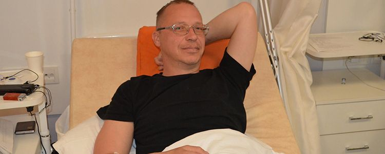 Volodymyr K, 44. Rehabilitation is in progress | People's project