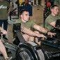 Військові почали тренування за системою кросфіт