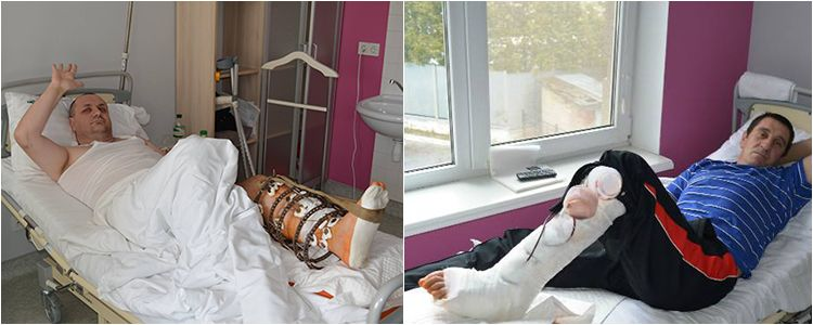 Andriy S, 41. Treatment successfully completed | People's project