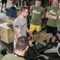 First month of training for military fitness trainers complete