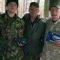 Тепловізори Pulsar XD50S передали військовим в Авдіївку