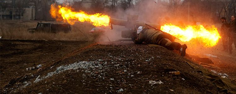 Russian terrorists fire again on Avdiivka: 2 military personnel killed, 8 injured