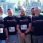 """Cured ATO fighters take part in annual """"Chestnut Run"""""""
