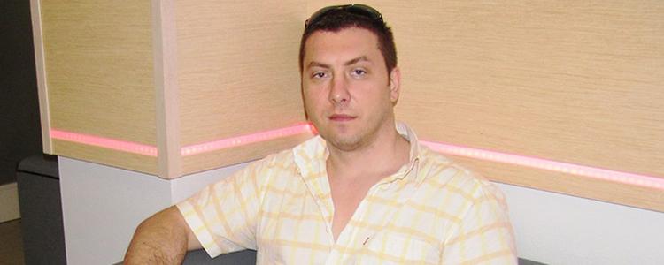 Лікарі почали формувати нову п'ятку бійцю Володимиру
