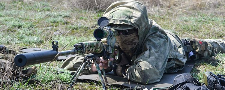 Дванадцять оптичних прицілів передали підрозділу снайперів морської піхоти