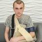 Oleksandr M, 37. Cost of treatment 653 239 UAH
