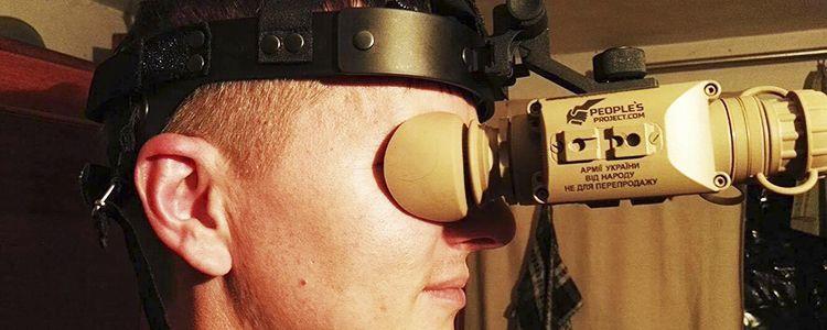 Передача оптики в Авдіївці пройшла під обстрілами
