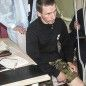 Ukraine National Guard soldier threatened with disability: video