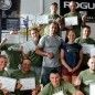The military passed exams, now they are certified CrossFit coaches