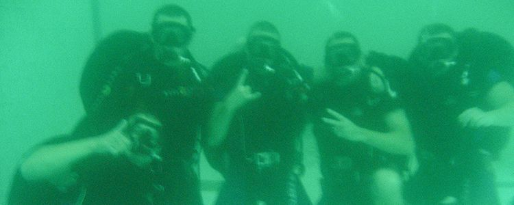 Mariupol divers participate in special training program. Part 1