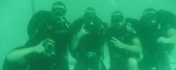 Маріупольські водолази пройшли спеціальну програму підготовки. Частина 1