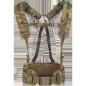 Пояс тактичний із плечовими ремінями M-Tac Scout gen. 2