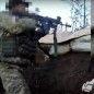 Відео бою з терористами у с. Зайцеве показали волонтери