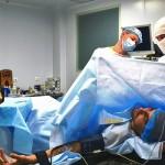 Фронтовому розвіднику нові технології рятують розтрощені передпліччя