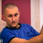 Доброволець батальйону ОУН, поранений під Пісками, отримав шанс врятувати ногу