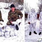 Захисники Маріуполя отримали новорічні подарунки від «People's Project»