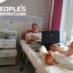 Війна в Україні об'єднала іноземних добровольців