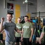Українські військові почали тренування за системою кросфіт