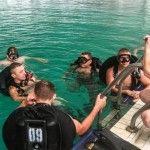 Маріупольські водолази пройшли спеціальну програму підготовки
