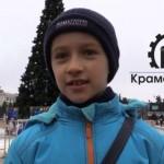 Діти зворушливо привітали українських воїнів з Різдвом: з