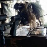 Як українські снайпери на терористів полюють
