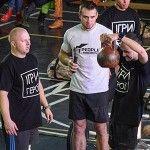 Кросфіт для військових: бійці з інвалідністю вразили своїми спортивними досягненнями