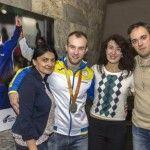 Герои Паралимпиады: в киевском метро открылась выставка о чемпионах