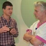 Боєць із Кременчука відновився після важкої травми