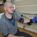 Перша п'ятірка бійців з нейротравмами вилікувана апаратом Armeo Spring!