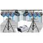 Rental of lighting equipment