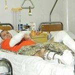 Народний проект просить допомоги для бійця 93 ОМБР, пораненого біля донецького аеропорта
