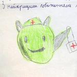 Юний українець зробив подарунок морпіхам на власний День народження