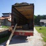 Волонтерський бліндаж доїхав до Авдіївки. Відео