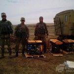 Війна на Донбасі: на передовій електрика... розкіш!