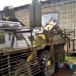 Волонтери відновили БТР для десантників