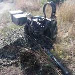 У боях на сході успішно використовують автоматичні кулеметні турелі, розроблені волонтерами (ФОТО)